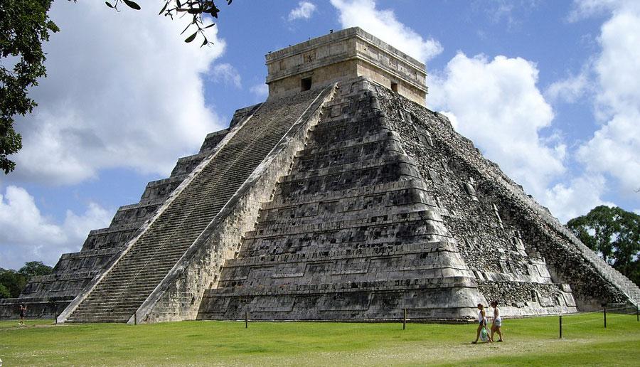 rivera maya méxico