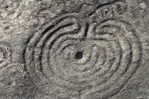 petroglifos galicia