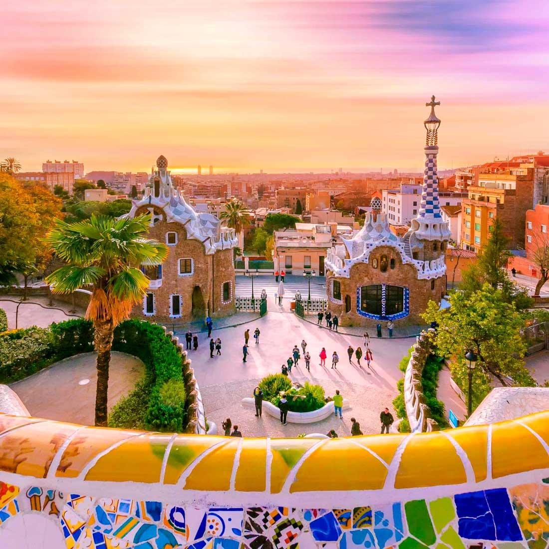 Viajes a España