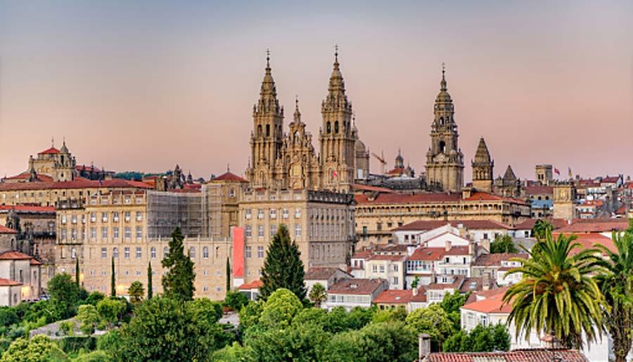 Viajes a Santiago de Compostela